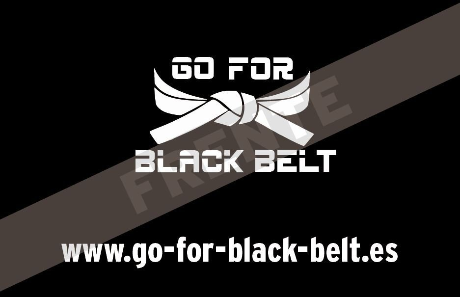 Go For Black Belt Com Online Taekwondo Trainieren
